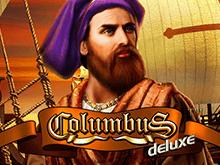 Играть на деньги в онлайн слот Columbus Deluxe